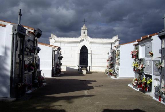 grobowiec w Talarrubias