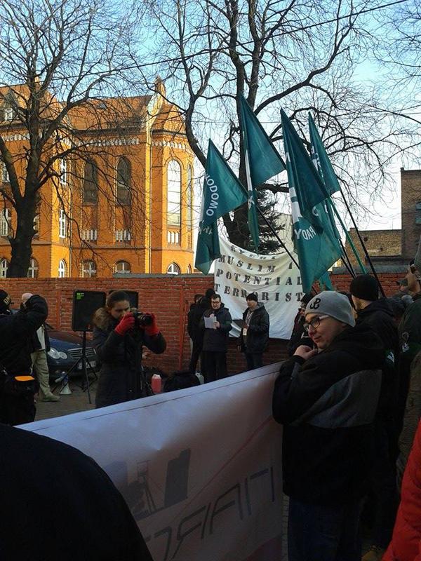 Manifestacja w Katowicach — fot. Karol Oknab