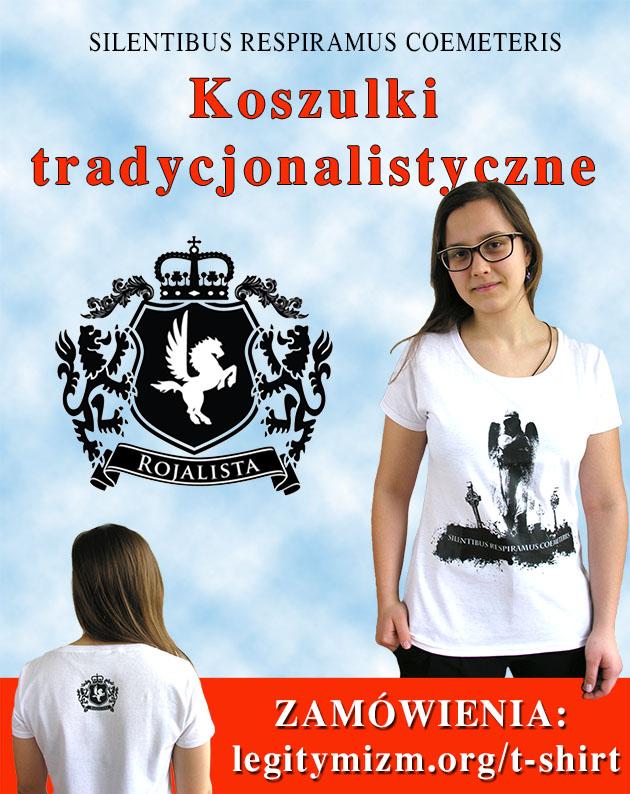 koszulki tradycjonalistyczne