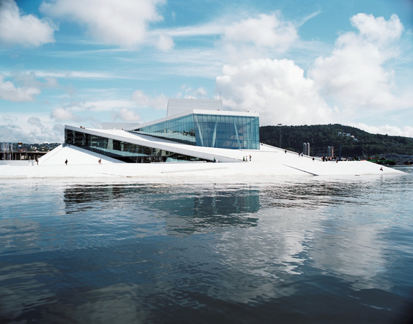 Norwegian National Opera and Ballet — photocredit Jens Passoth