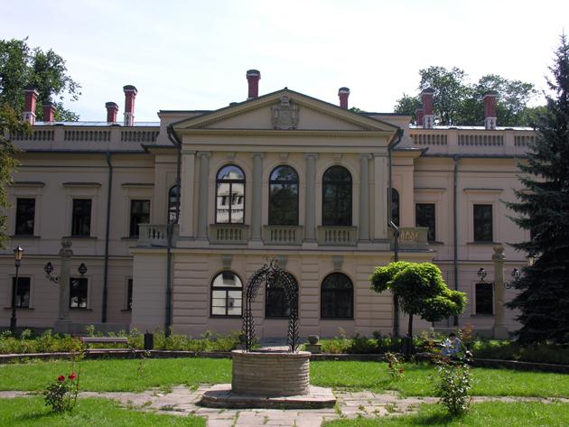 Pałac w Źywcu